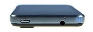 Вид ZTE  V880E  dual sim сверху