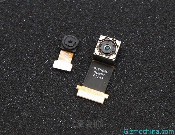 2 камеры ZTE Nubia Z5