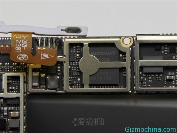 Чип Qualcomm MDM9615
