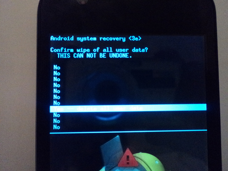 прошивка андроид 5 на zte