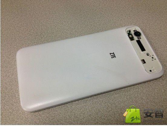 Разборка смартфона ZTE Grand S
