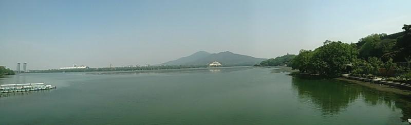 Пример панорамной съемки камерой ZTE Grand S