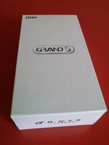 Комплектация ZTE Grand S (V988)