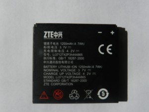 Аккумулятор ZTE Libra