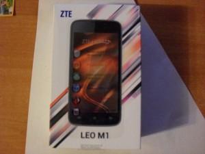 Коробка ZTE Leo M1
