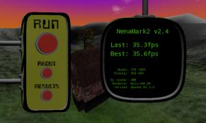 Тест ZTE V809 Blade C2 в Nenamark