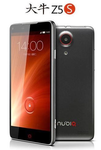 Смартфон ZTE Nubia Z5S