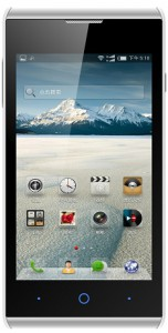 Смартфон ZTE V815W - обзор