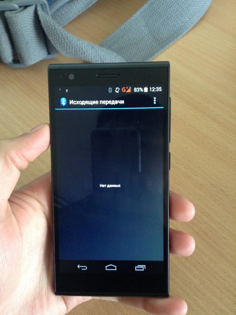 Обзор смартфона ZTE Geek 2