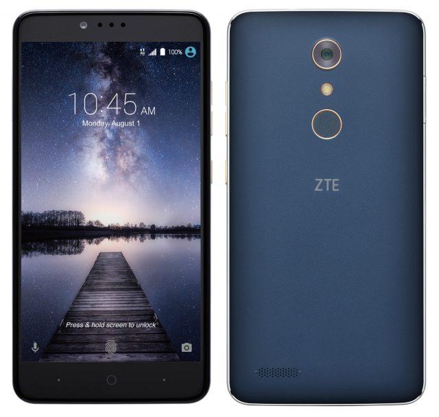 ZTE Zmax Pro краткий обзор и фото