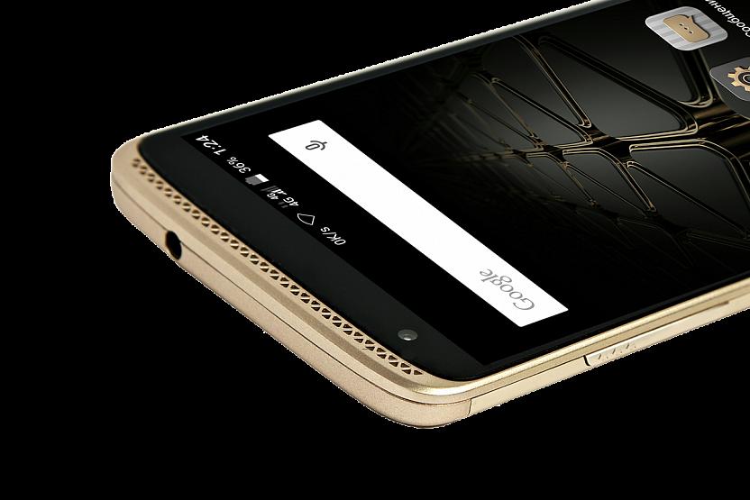 ZTE Axon mini (B2016) 4G LTE 32Гб silver, gold + force ...